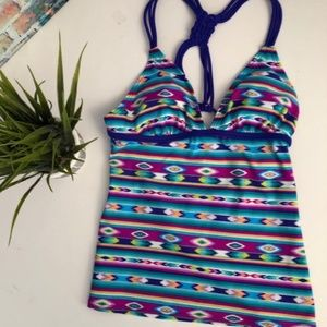 Hula Honey Swim - Hula Honey Tankini Swim Top NWT